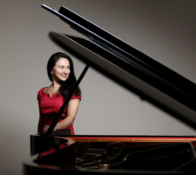 Klavierabend Dinara Klinton