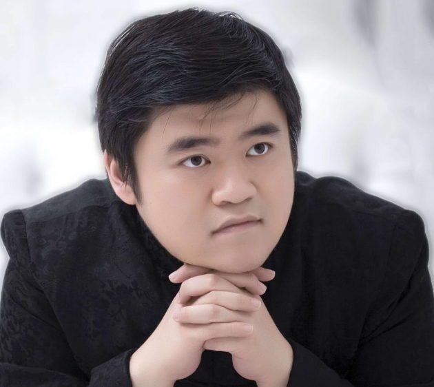 Klavierabend Moye Chen